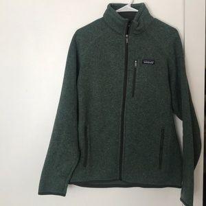 Patagonia better sweater full zip